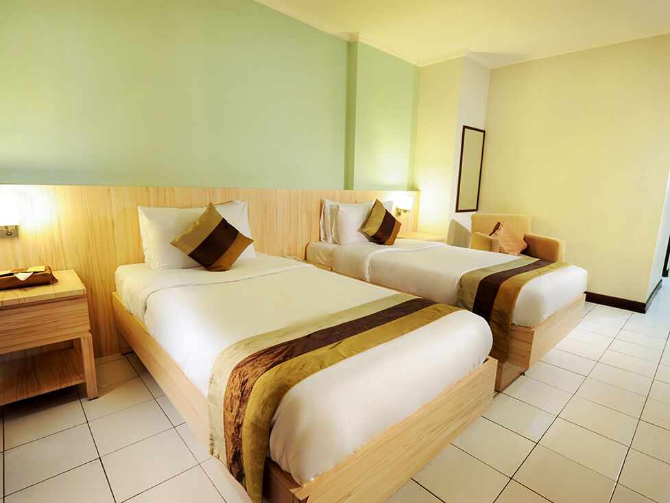 Superior Room - Twin Bed