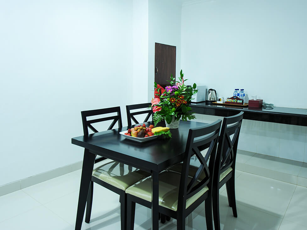 Town House - Dining Room
