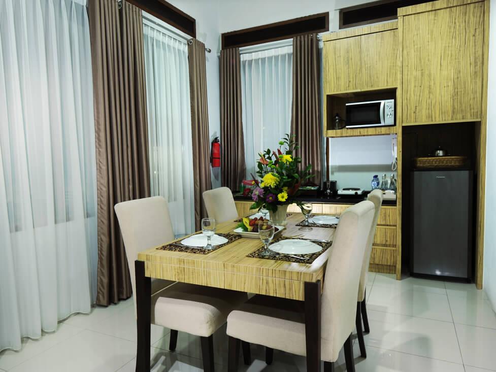 Villa - Dinning Room