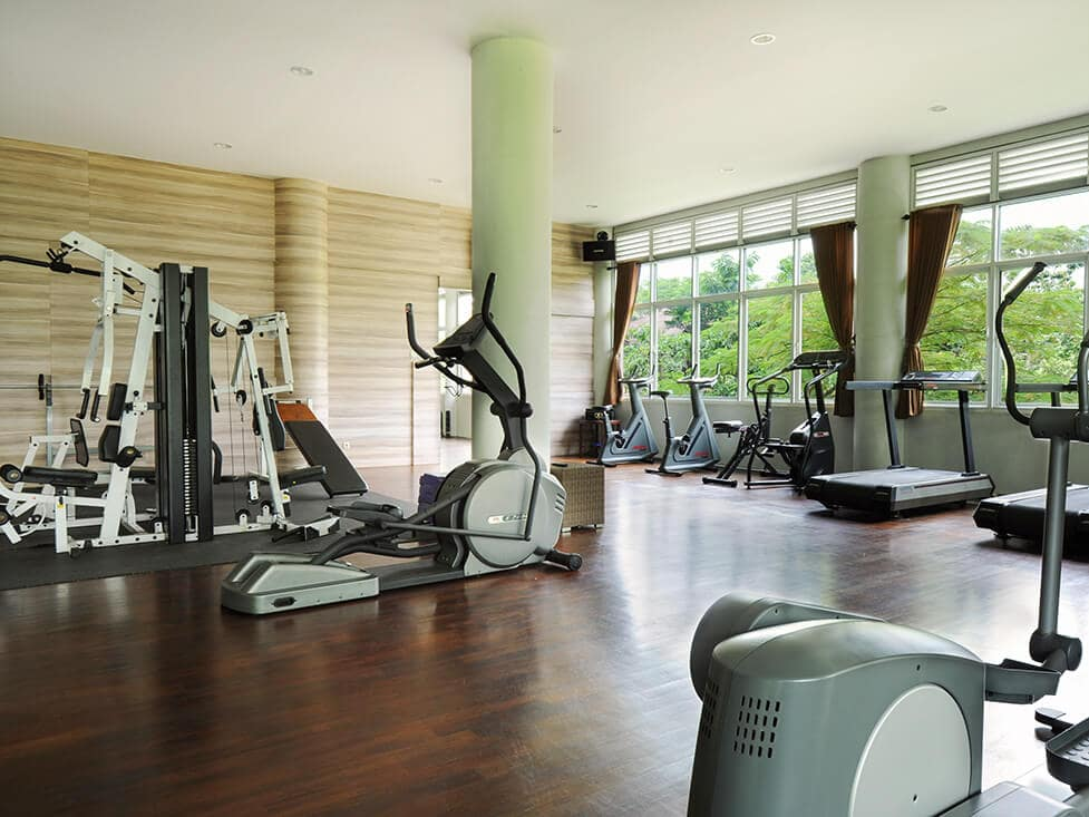 Fitness Gym - Palace Hotel Cipanas