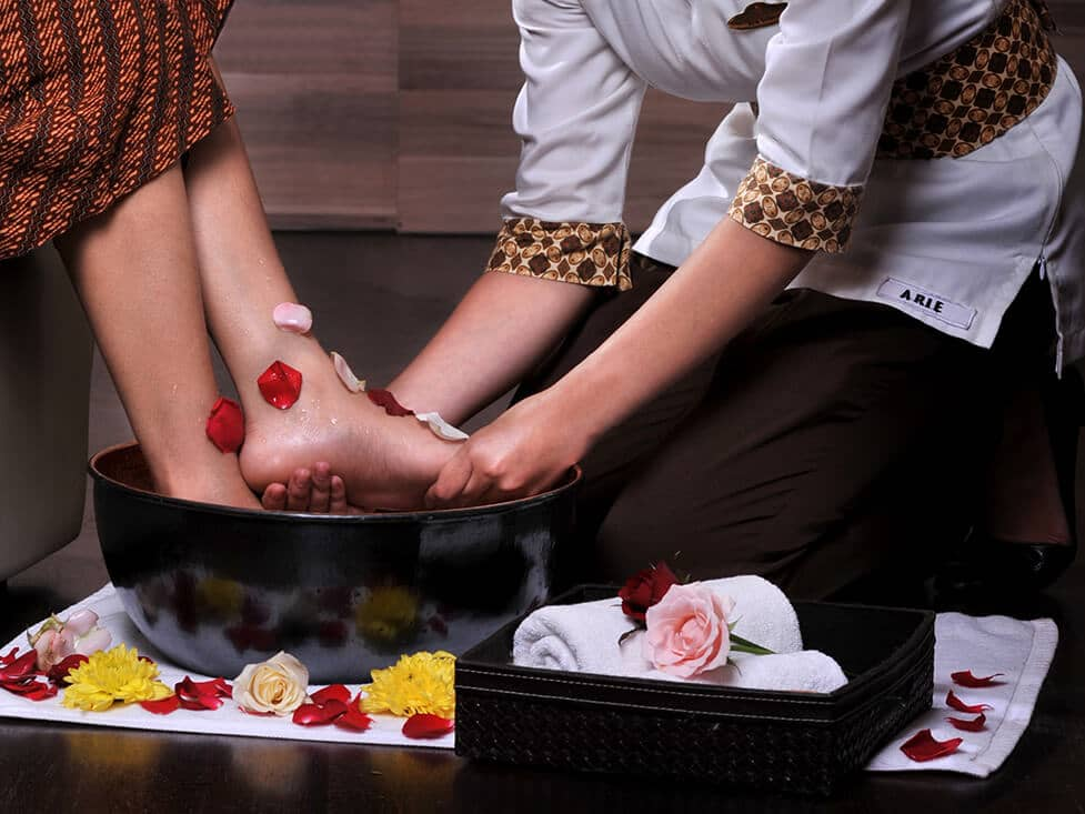 Spa Manicure - Palace Hotel Cipanas