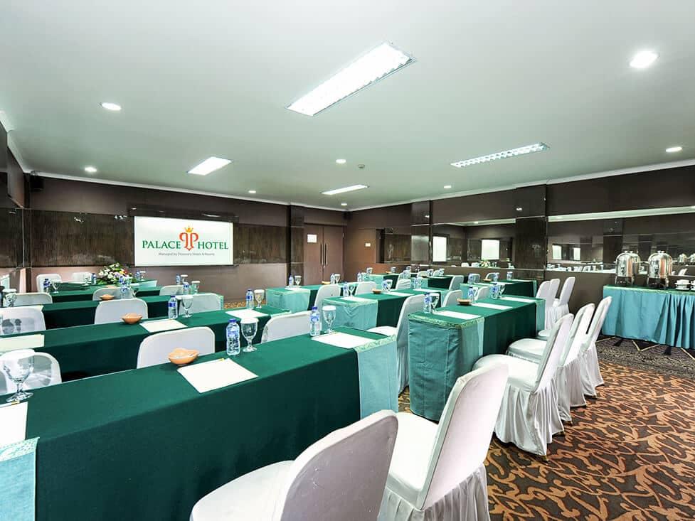 Business Meeting Classroom
