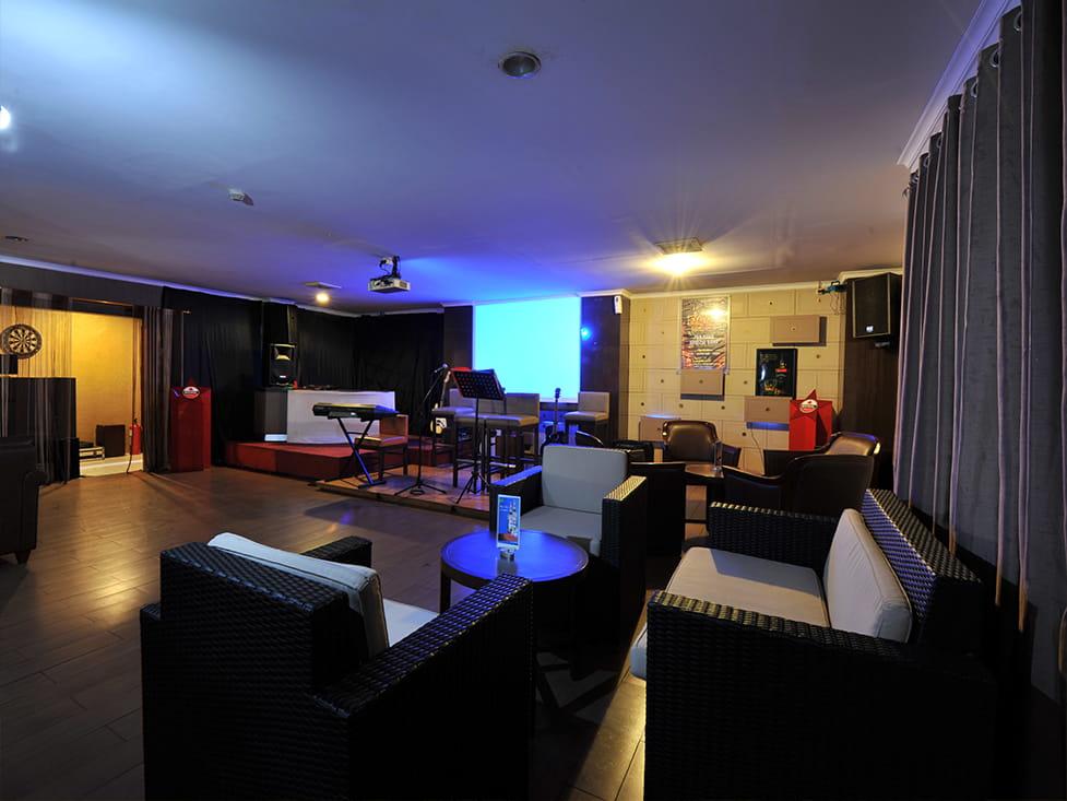 Anthurium Private Lounge