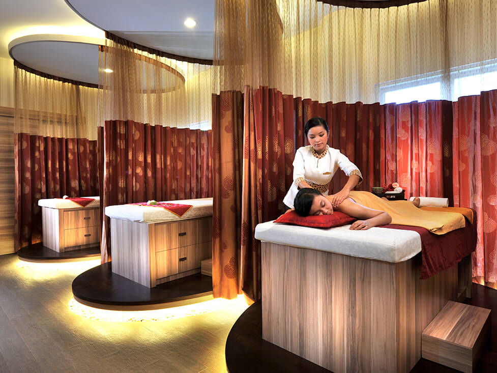 Spa Treatment - Palace Hotel Cipanas