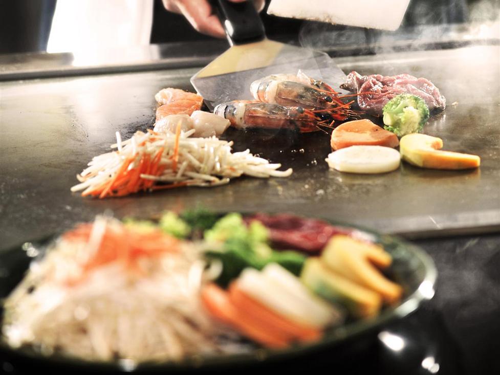Teppanyaki BBQ