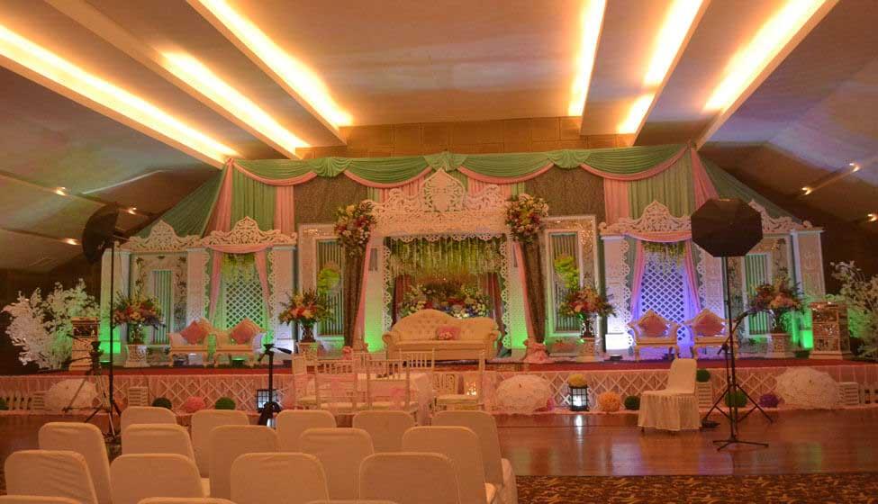 Wedding at Palace Hotel Cipanas