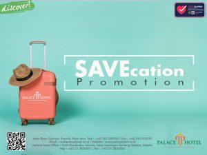 SAVEcation Promotion
