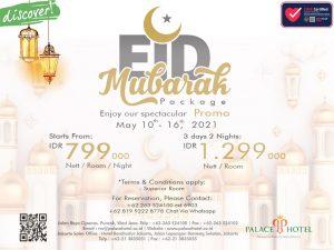 Eid Mubarak Package