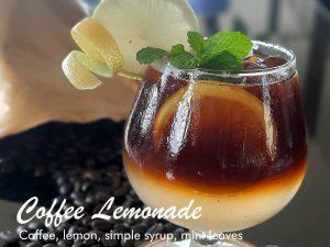 coffe lemonade